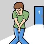 Inkontinenz, unfreiwilliger Harnabgang, Ursache und Wirkung von Unsicherheit